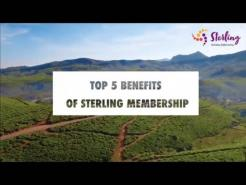 5 Benefits of Owning Your Holidays with Sterling Membership