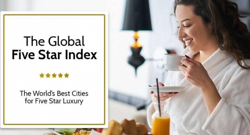 Chennai is the cheapest city in the world for five-star hotels: LuxuryHotel.com