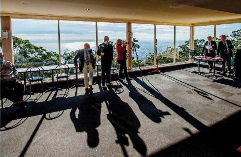 Hotel falls short of peak bid