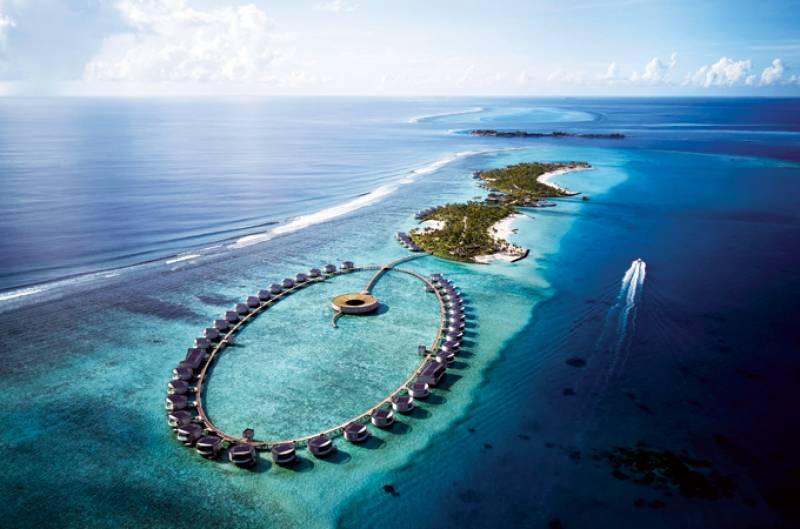 Ritz-Carlton makes its Maldivian debut