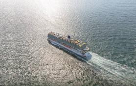 P&O Announces Fireworks and Festivities To Celebrate Iona's Aug. 7 Maiden Voyage