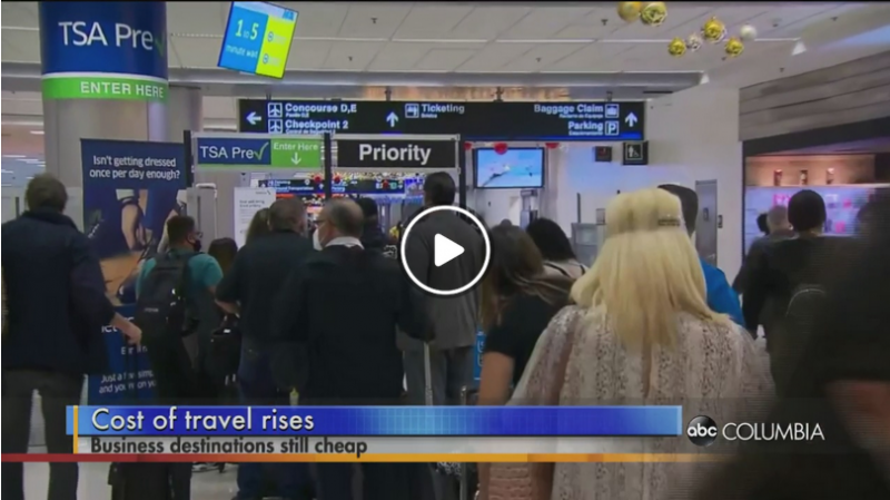 Consumer News: Cost of travel jumps from last year, Subway is making changes to its menu and more