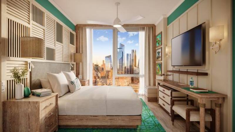 Margaritaville Resort Times Square Opens in NYC