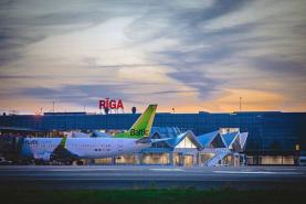 Riga Airport offers a wide range of destinations for safe travels during the summer season