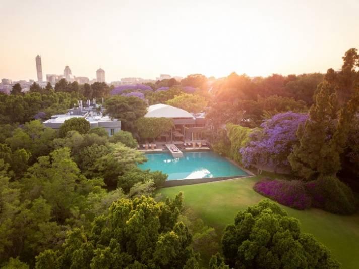 Saxon Hotel launches new app as tourism returns
