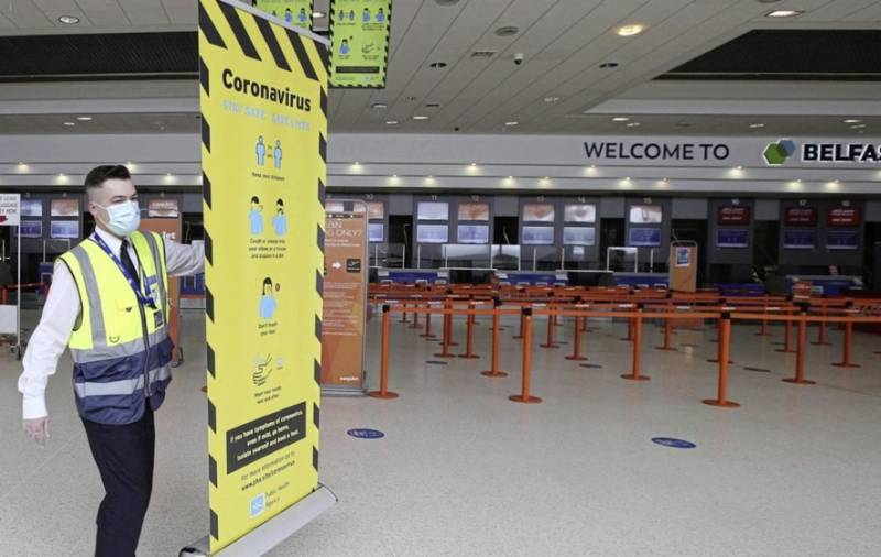 Easing of travel restrictions welcomed by Belfast International Airport