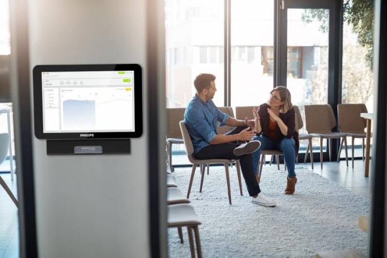 PPDS Introduces New Digital Display 'Air Quality Sensor' Solution for Improved Indoor Health and Safety
