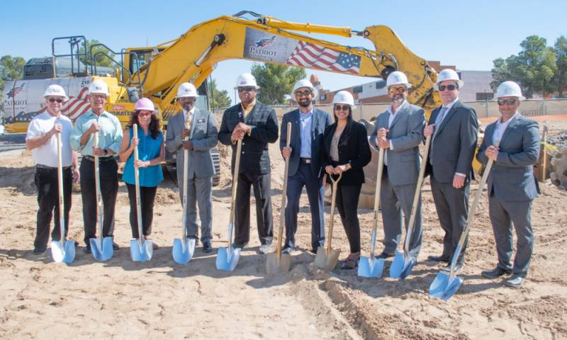 Marriott Hotel Project Starts Construction in Lenwood-VVNG.com