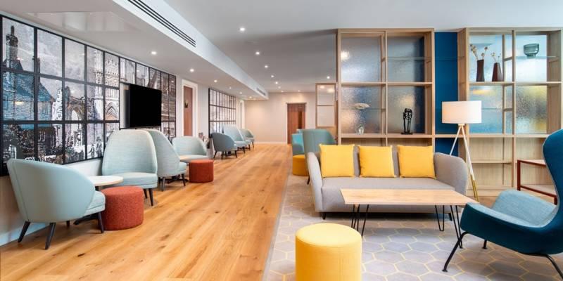 Hampton by Hilton opens in historic Canterbury