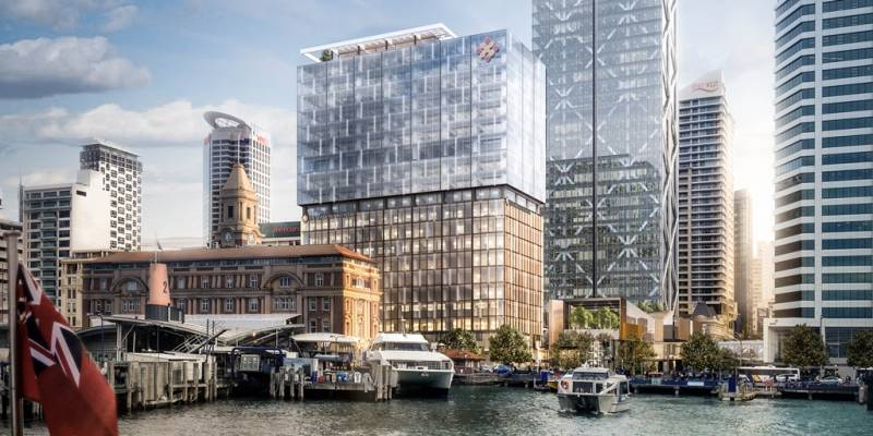 Project of the Week: InterContinental Auckland