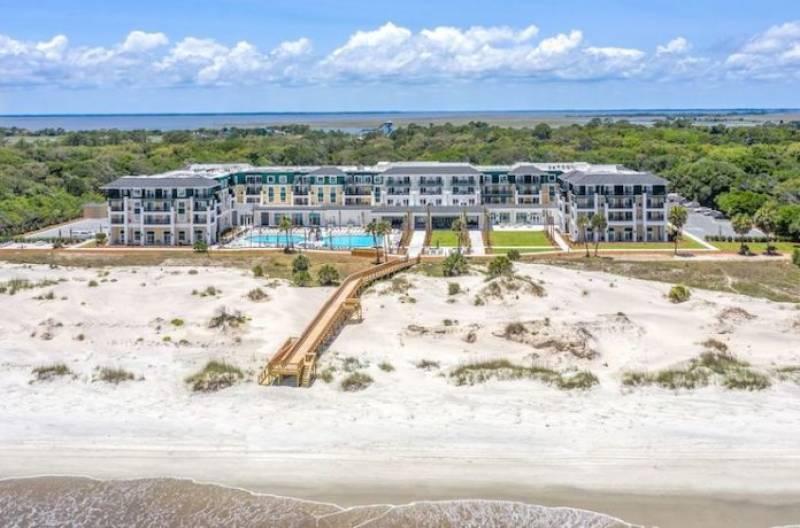 Dual-Brand Residence Inn/Courtyard by Marriott Jekyll Island Opens