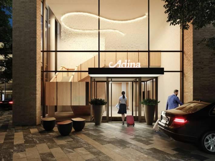 Adina Apartment Hotel Cologne
