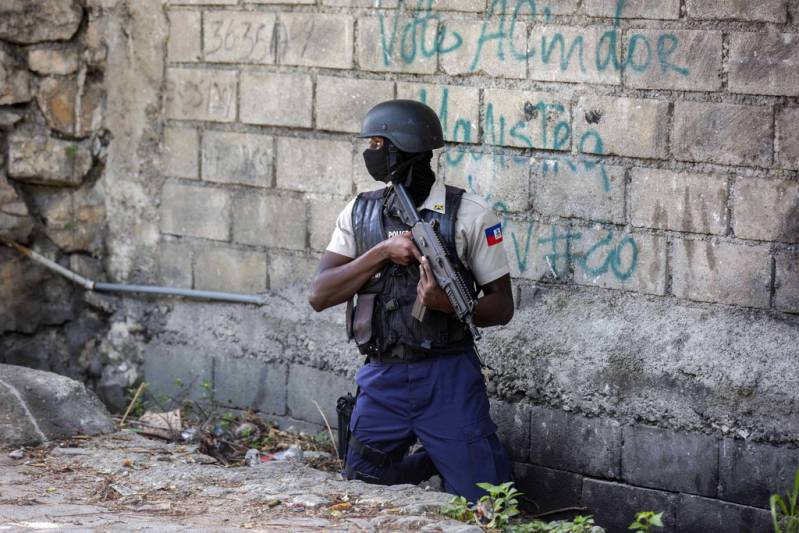 Colombia describes travel by suspects in Haiti assassination