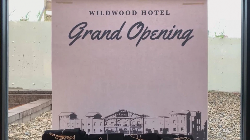 Wildwood Hotel celebrates grand opening in Cripple Creek Wednesday night