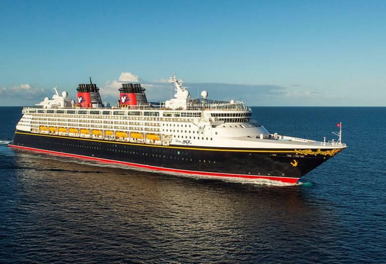 Disney Cruise Line Sailing Update