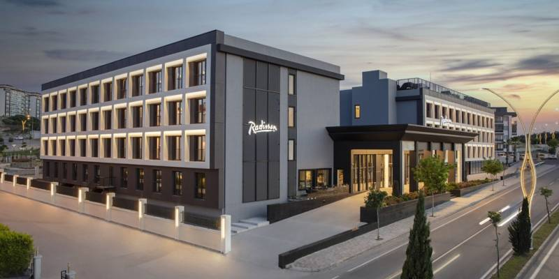 Radisson opens first hotel in Turkey's Izmir Aliaga region