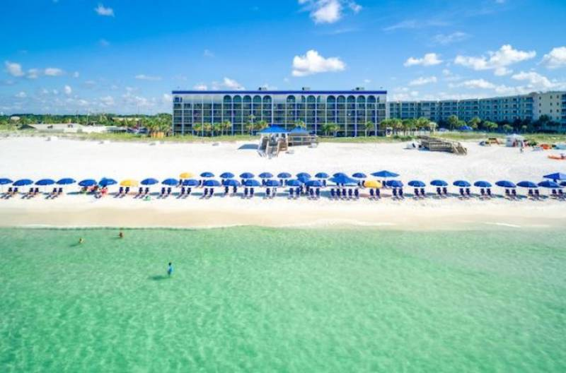 Island Resort in Fort Walton Beach Acquired by Rockbridge