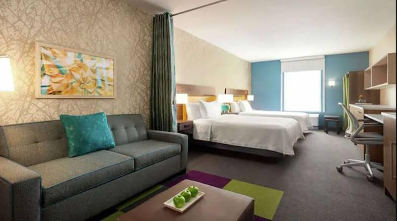 Dual-Branded Tru by Hilton & Home2 Suites by Hilton Wichita Falls
