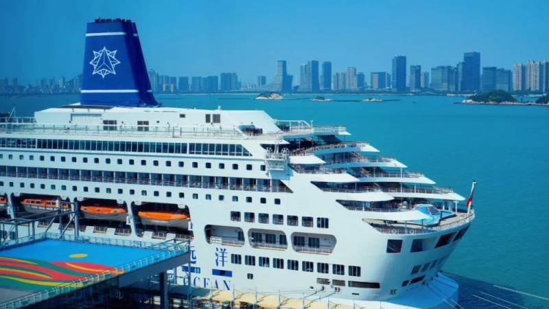 Chinese Cruise Brands Set for August Operations From Mainland China