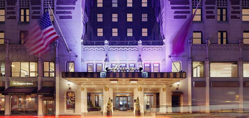 The Lexington Hotel in NYC purchased for $185M