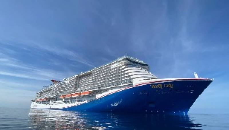 Carnival Cruise plans to resume guest cruises with 75% of its total fleet capacity by year's end