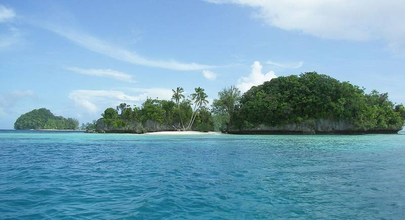Taiwan in talks with Palau to resume travel bubble