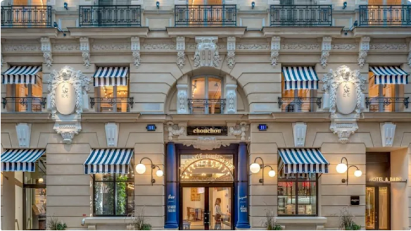 Paris Has a Chic New Hotel for When You Return