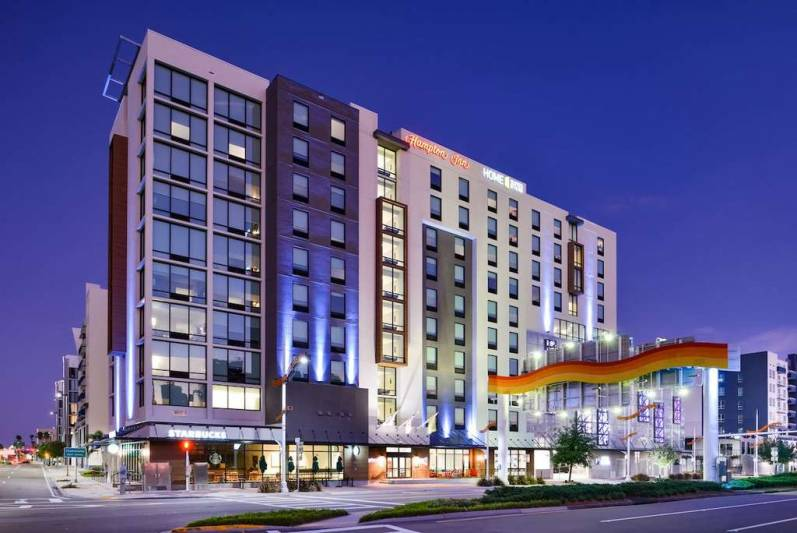 Noble Acquires The Hampton Inn And Home 2 Suites By Hilton Tampa Downtown