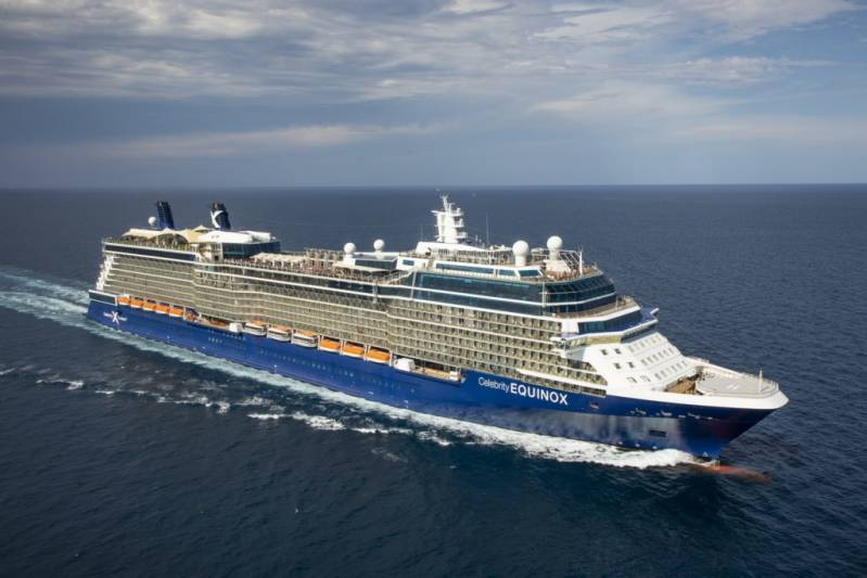 Another Cruise Ship Back in Service: Celebrity Equinox Resumes Sailing from Port Everglades