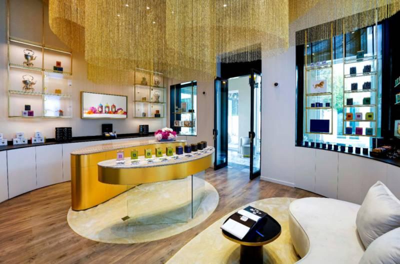Newby Teas Opens A Grand Boutique in Dubai