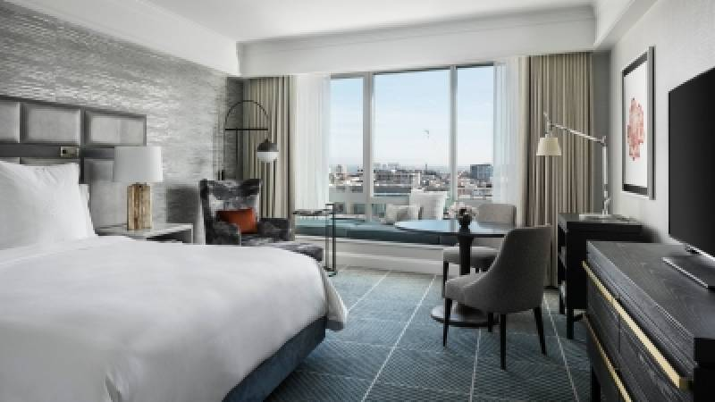 Four Seasons Hotel San Francisco Reopens Its Doors to Celebrate 20 Years of Hospitality