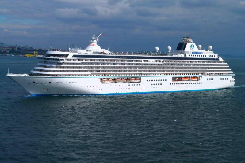 Crystal Serenity Adds Miami as Port of Call and Embarkation Port