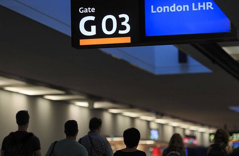 Lack of Inbound Travel Continues to Hamper UK Economic Revival