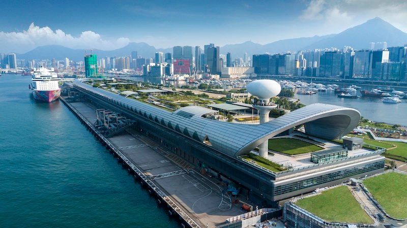 WCT Welcomes the Resumption of Local Cruising in Hong Kong