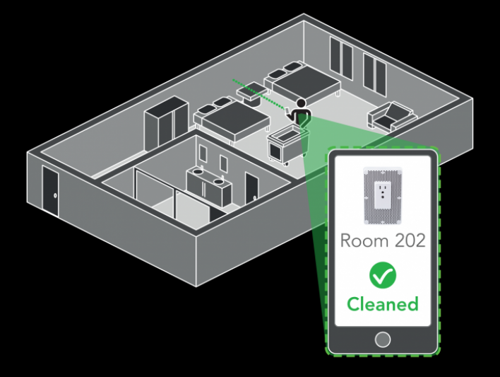 How New Technology Can Help Hotel Management with Room Cleanliness Verification