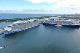 Port Everglades Ready For Double Ship Day For Royal Caribbean and Celebrity