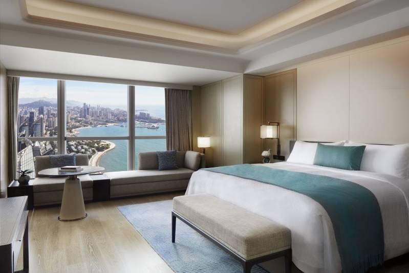 Marriott Opens St. Regis Hotel in Qingdao, China