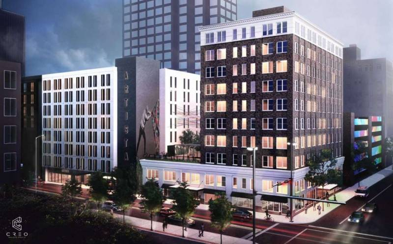 New boutique hotel on the River Walk set to open in 2023