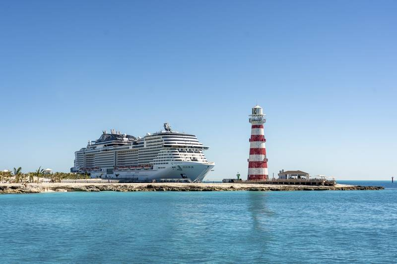 MSC Cruises Ready to Sail from Miami with Meraviglia