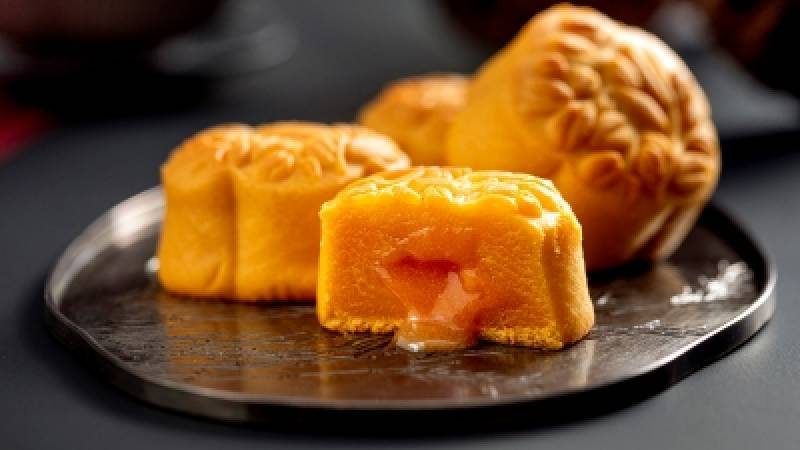 Four Seasons Hotel Guangzhou Launches an Exquisite Mooncake Collection