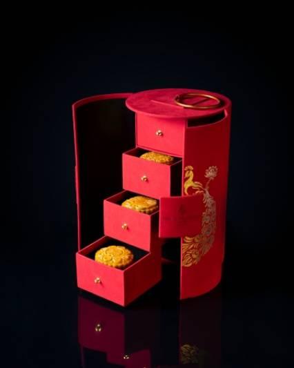 Four Seasons Hotel Jakarta Introduces Limited-Edition Phoenix Lantern Mooncake