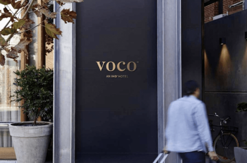 Dual-Branded voco and Holiday Inn Hotel Planned by IHG Hotels & Resorts