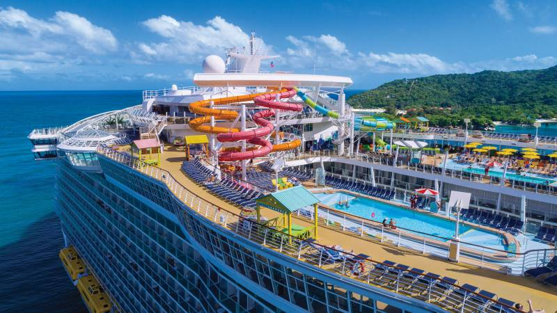 Royal Caribbean will have all its cruise ships operational by next spring