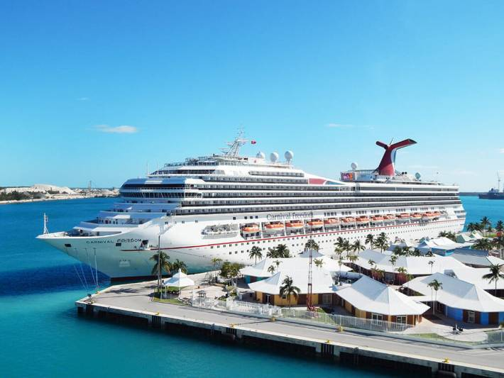 Carnival Cruise Line Changes Face Mask and Testing Rules Fleetwide