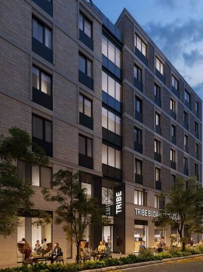 Accor Signs First TRIBE Hotel In Hungary