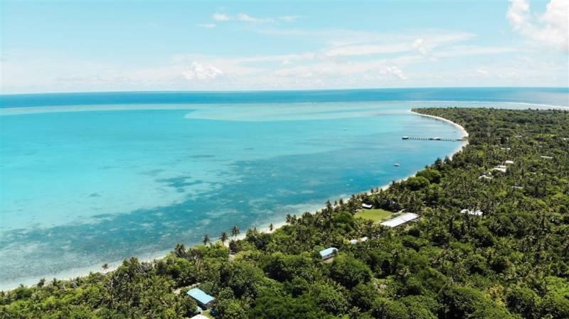 Palau willing to resume travel bubble program with Taiwan: envoy
