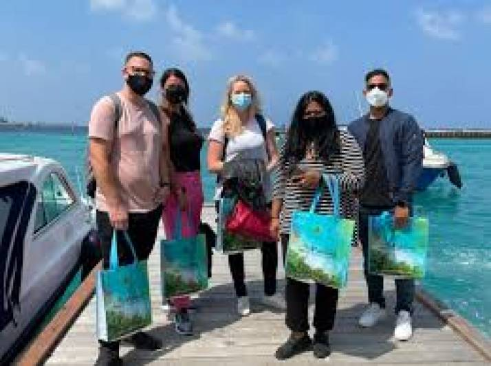 The Maldives reopens for Indian tourists