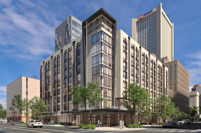 Hyatt Place Phoenix/Downtown to Open September 2021