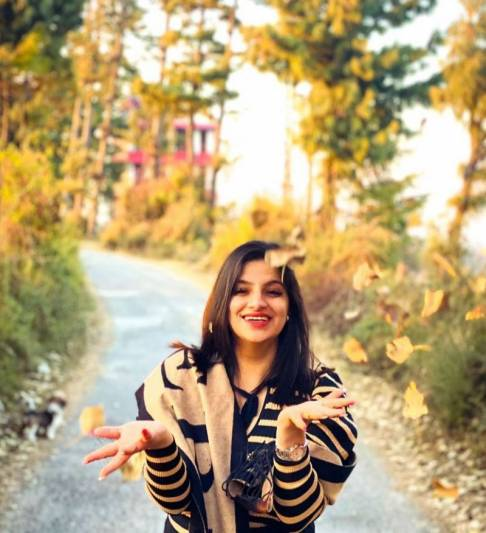 Travel blogger Shivangi Sharma on a mission to put a light on hidden and amazing places through her content