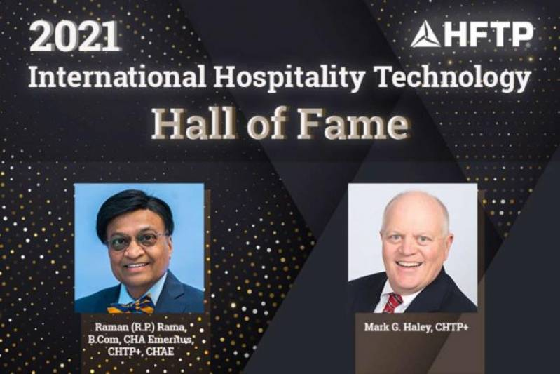 HFTP Honors HT EAB Member R.P. Rama with Induction into Hospitality Technology Hall of Fame